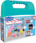 Peppa Pig Case 73pcs (18112) Educa