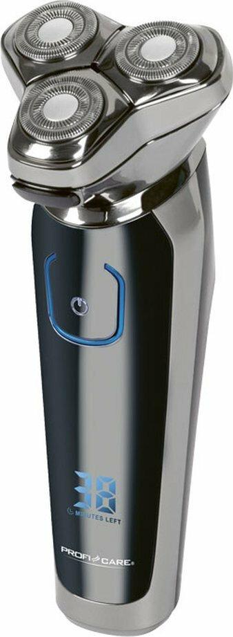 ProfiCare HR3023 Ξυριστική Μηχανή Προσώπου Απλές Μπαταρίες / Επαναφορτιζόμενη (PC-HR 3023) - Πληρωμή και σε έως 36 Δόσεις!!!