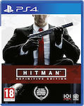 Hitman: Definitive Edition PS4
