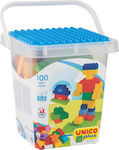 Androni Giocattoli Small Bricks Unico Plus 100τμχ