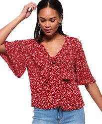 61f177503961 Γυναικείες Μπλούζες Κόκκινες - Skroutz.gr