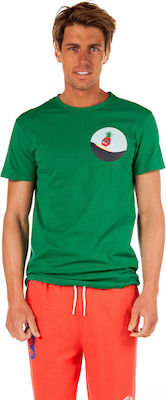 Gnious T-Shirt Pestino-Green (T-Shirts Ανδρικό Green - 28-300466- 5062 )