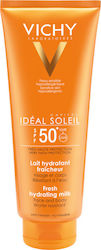 Vichy Ideal Soleil Fresh Hydrating Milk SPF50 300ml