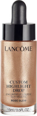 Lancome Custom Drops Liquid Highlighter Rose Glow 15ml