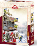 Bluetits 500pcs (4197) Art Puzzle