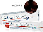 Kleral Magicolor Permanent Hair Color Cream 6.4