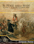 Compass Games No Peace Without Spain (2nd Edition)