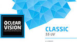 ClearVision Classic 55 UV Μυωπίας-Υπερμετρωπίας Μηνιαίοι 6τμχ
