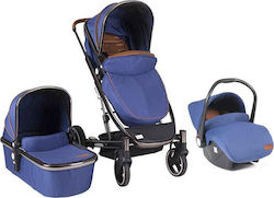 Kikka Boo Divaina 3 in 1 With Extra Port Bebe Blue
