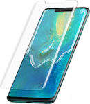 Forever UV Liquid Full Face Tempered Glass Black (Huawei Mate 20 Pro)