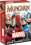 USAopoly Munchkin Marvel Card