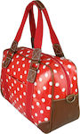 Miss Lulu BG1106D2RD 38cm Red