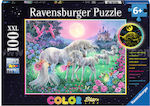 Unicorns In the Moonlight 100pcs (13670) Ravensburger