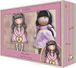 Santoro Gοrjuss Gift Rag Doll & Canvas
