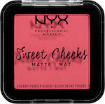Nyx Professional Makeup Sweet Cheeks Blush Matte Day Dream