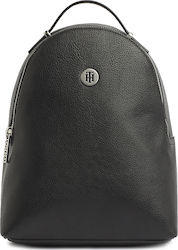 Tommy Hilfiger Τσάντα Πλάτης Δερματίνης Th Core Mini Backpack AW0AW07305-BDS Black