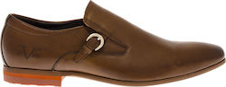 MONK WAXED V1969 MONKS BROWN man