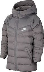 Nike JR B NSW Jacket Filled 939554-056