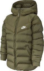 Nike JR B NSW Jacket Filled 939554-222