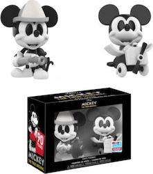 Pop! Disney: Mickey's 90th Anniversary - Fireman Mickey & Plane Mickey 2-Pack