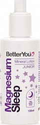 BetterYou Magnesium Sleep Lotion Junior 135ml