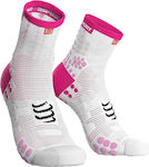 Compressport V3.0 Pro Racing Socks Hi Cut White...