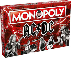 Winning Moves AC/DC Monopoly