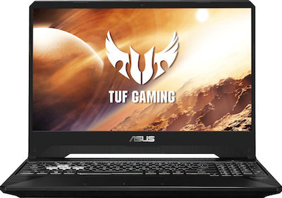 Asus TUF Gaming FX505DT-BQ051T (3550H/8GB/512GB/GeForce GTX 1650/FHD/W10)