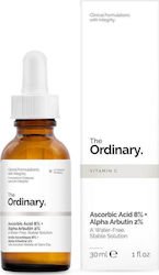 The Ordinary Ascorbic Acid 8% & Alpha Arbutin 2% 30ml