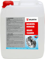 Wurth Brake Cleaner 5lt
