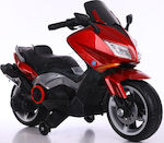 Licensed Yamaha T-Max Style 5245091 Red