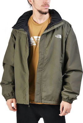 The North Face Resolve Insulated Jacket Khaki