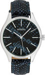 Oozoo Timepieces Dark Blue