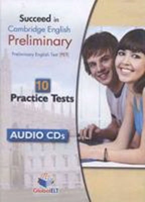 SUCCEED IN PET 10 PRACTICE TESTS CDS(3)
