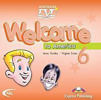 Welcome To America 6 Dvd (Pal)