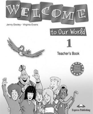 Welcome To Our World 1 T'S Book Greece