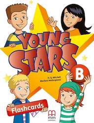 YOUNG STARS JUNIOR B FLASHCARDS