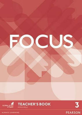 FOCUS 3 TEACHER'S BOOK (+ MULTI-ROM)