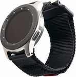 UAG Active Strap Μαύρο (Galaxy Watch (46mm) / Gear S3)