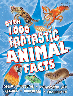 1000 Fantastic Animal Facts