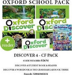 OXFORD DISCOVER 4 PACK