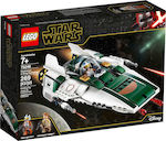 Lego Star Wars: Resistance A-Wing Starfighter 75248
