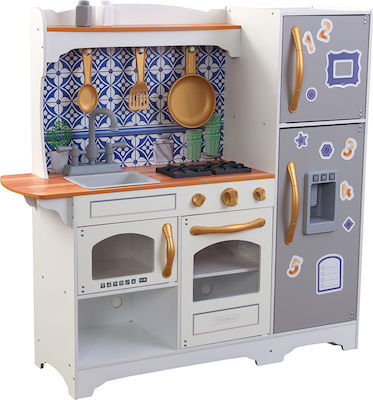 Kid Kraft Mosaic Magnetic Play Kitchen
