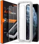 Spigen ALM Glas.tR Slim 2-Pack Tempered Glass (iPhone 11 Pro Max)