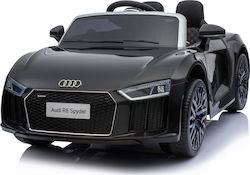 Licensed Audi R8 Spyder 01-2121025-01 Black