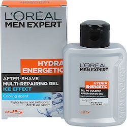 L'Oreal Men Expert Hydra Energetic Ice Effect After Shave Gel 100ml