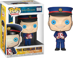 Pop! Television: Doctor Who - The Kerblam Man 900