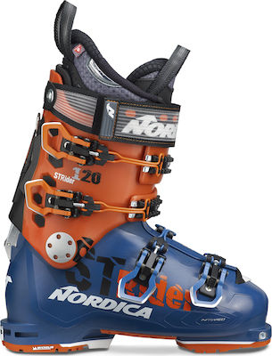 Nordica Strider 120 Dyn Blue/Orange