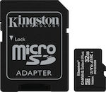 Kingston Canvas Select Plus microSDHC 32GB U1 V10 A1 with Adapter