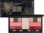 Dior Sparkling Couture Palette Color & Shine Essentials Face, Eyes & Lips